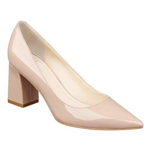 233320e52 Zala Block Heel Pointy Pump Blush Patent Leather. M_5a7a643a84b5ce220507c556